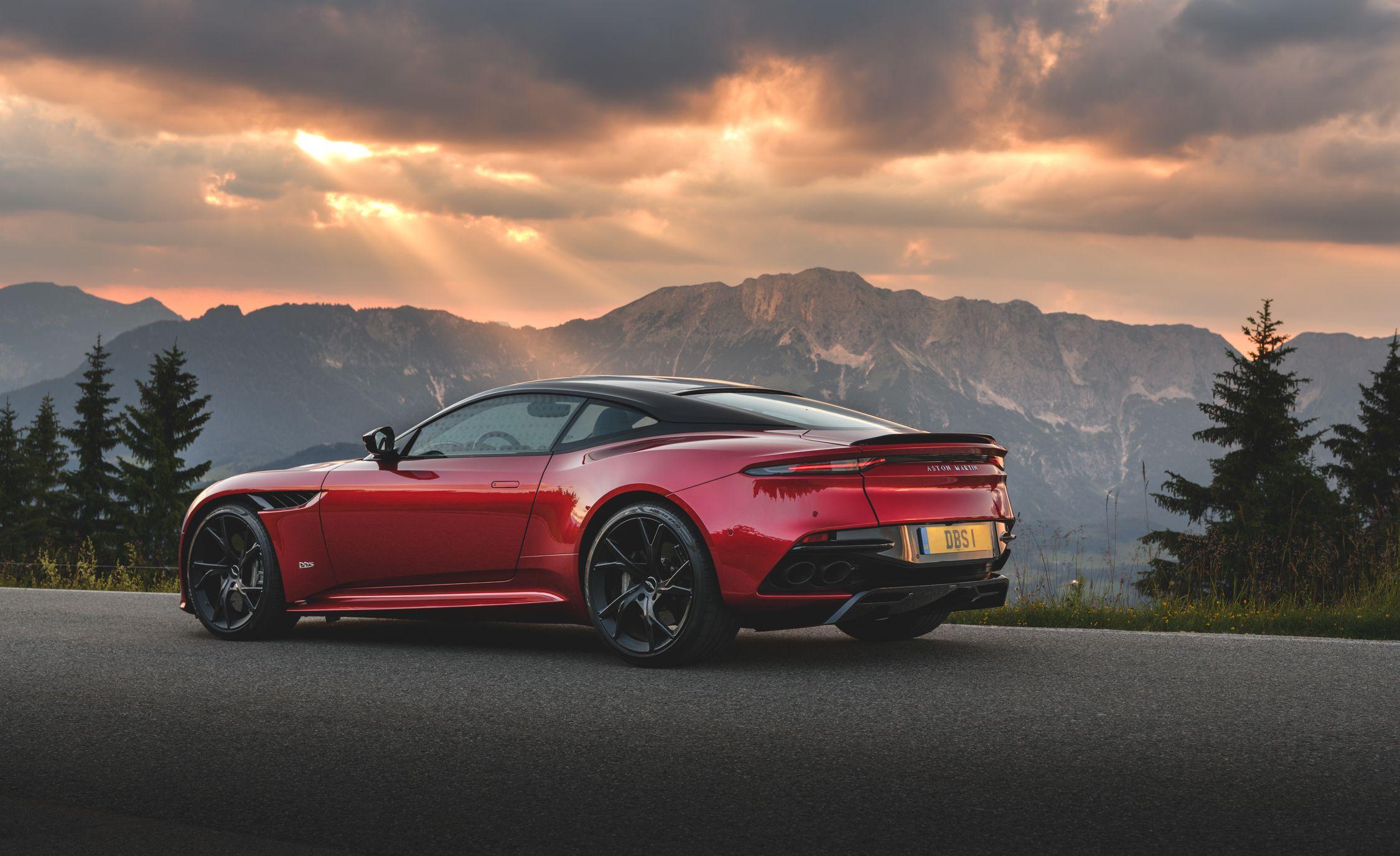 Aston Martin DBS Superleggera Reviews Aston Martin DBS - Aston martin db