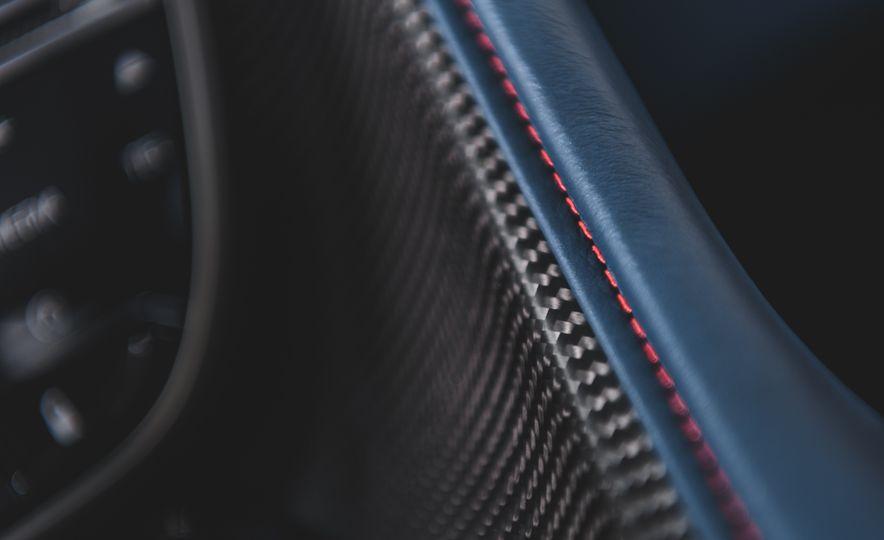 2019 Aston Martin DBS Superleggera - Slide 56
