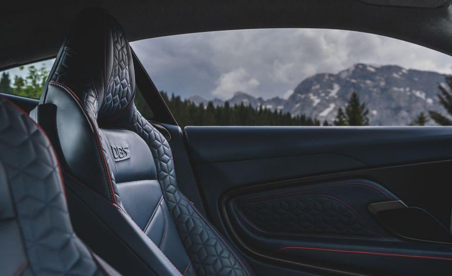 2019 Aston Martin DBS Superleggera - Slide 58