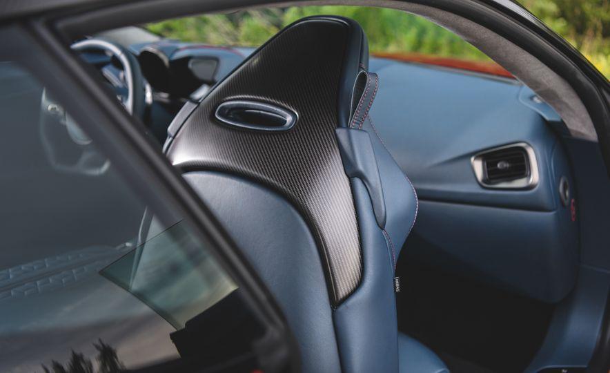 2019 Aston Martin DBS Superleggera - Slide 59