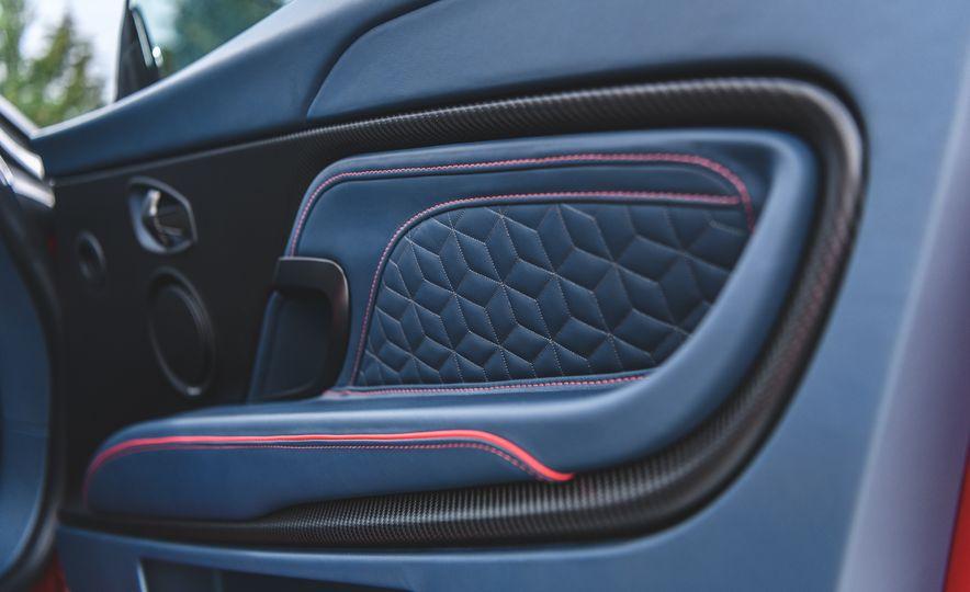 2019 Aston Martin DBS Superleggera - Slide 64