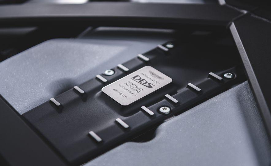 2019 Aston Martin DBS Superleggera - Slide 69