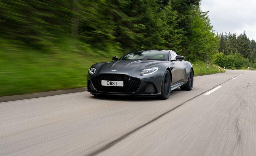 2019 Aston Martin DBS Superleggera - Slide 73