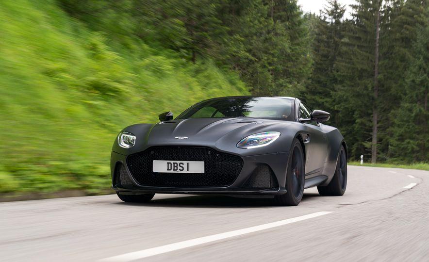 2019 Aston Martin DBS Superleggera - Slide 74