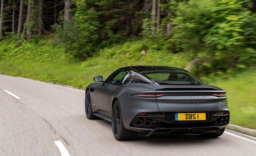 2019 Aston Martin DBS Superleggera - Slide 75