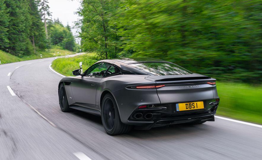 2019 Aston Martin DBS Superleggera - Slide 77