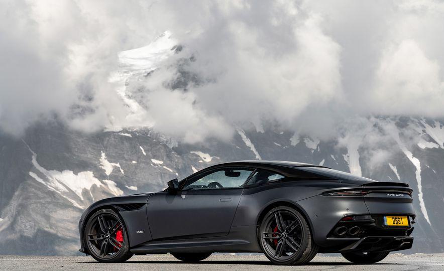 2019 Aston Martin DBS Superleggera - Slide 80