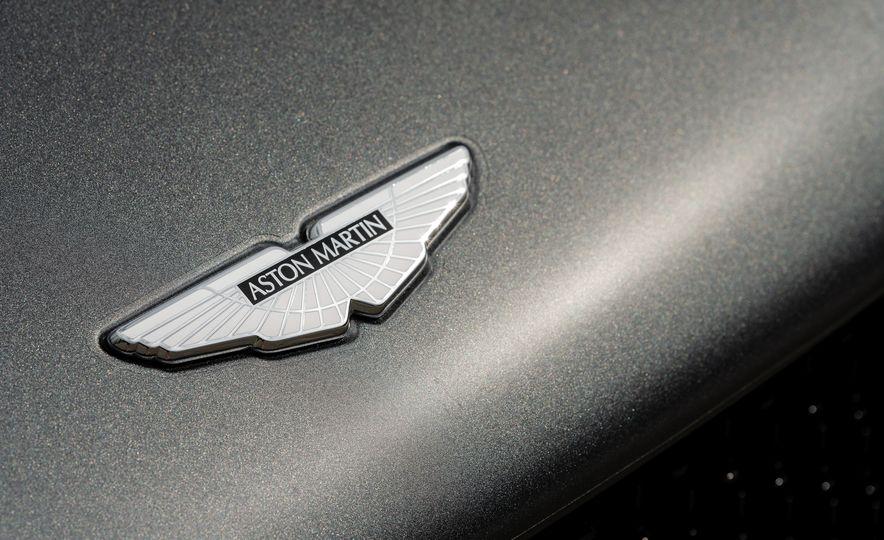 2019 Aston Martin DBS Superleggera - Slide 83