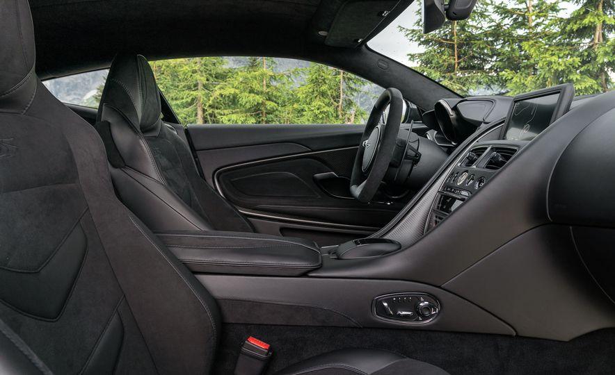 2019 Aston Martin DBS Superleggera - Slide 88