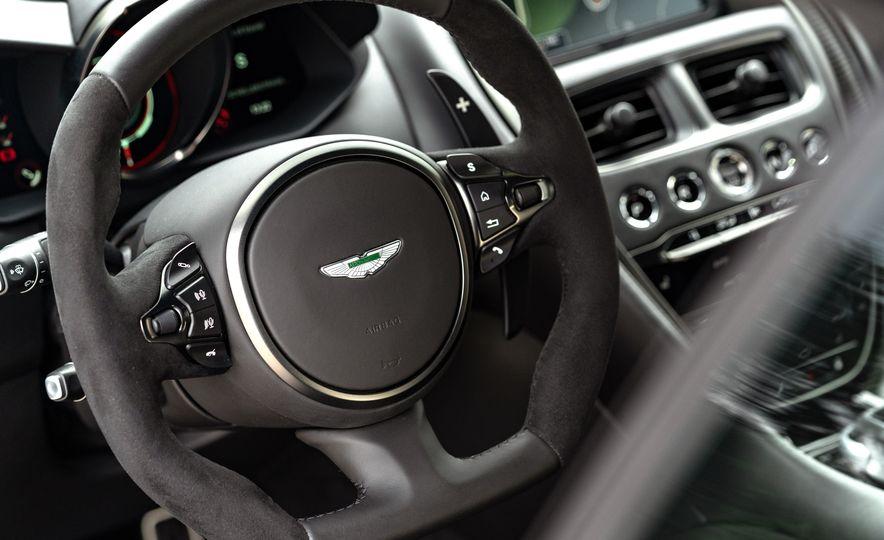 2019 Aston Martin DBS Superleggera - Slide 89