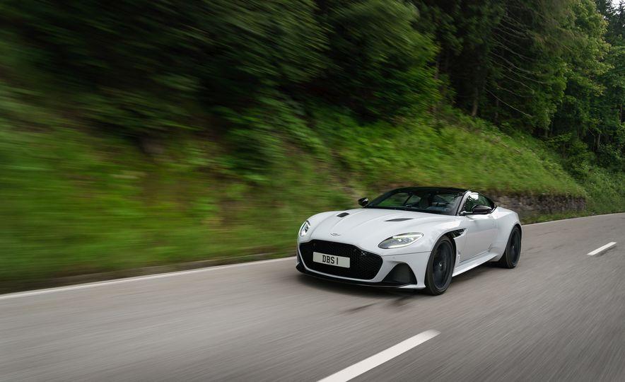 2019 Aston Martin DBS Superleggera - Slide 101