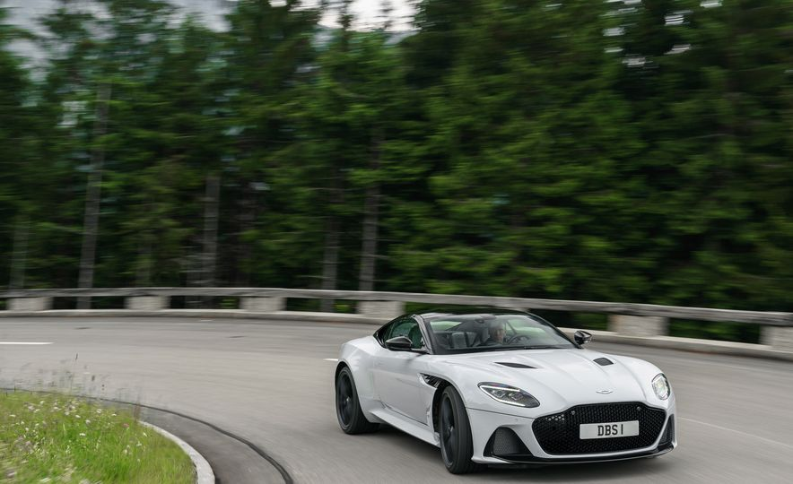 2019 Aston Martin DBS Superleggera - Slide 105