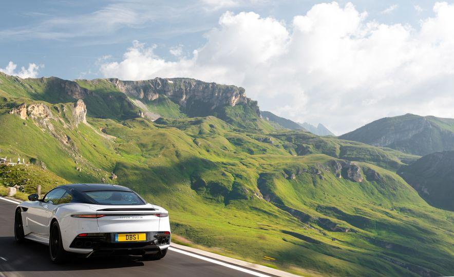 2019 Aston Martin DBS Superleggera - Slide 106