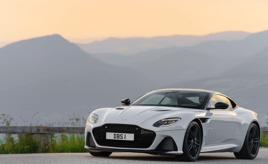 2019 Aston Martin DBS Superleggera - Slide 107