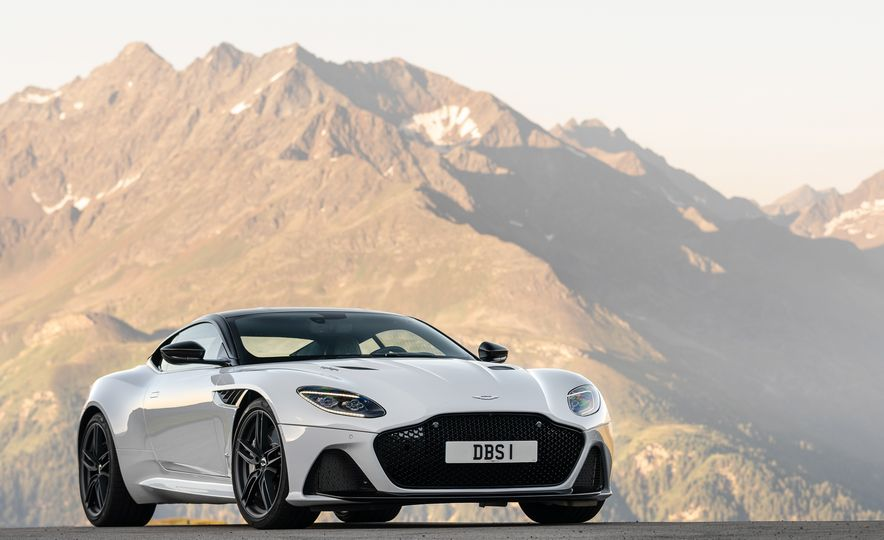 2019 Aston Martin DBS Superleggera - Slide 108