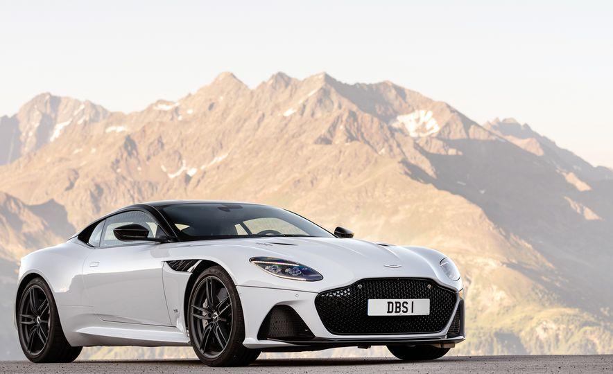 2019 Aston Martin DBS Superleggera - Slide 109