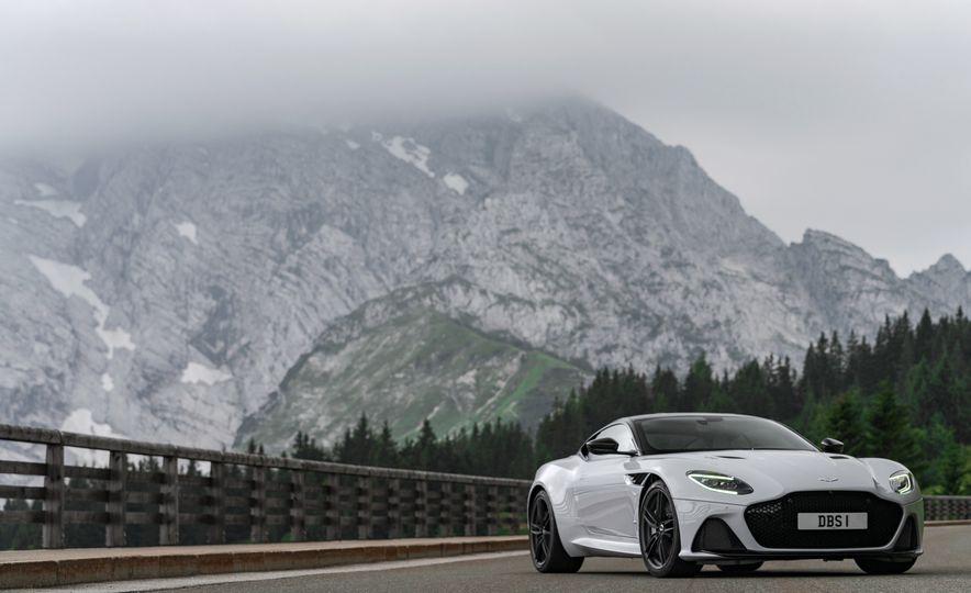 2019 Aston Martin DBS Superleggera - Slide 111