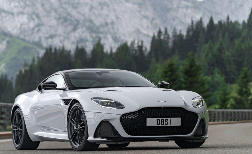 2019 Aston Martin DBS Superleggera - Slide 112