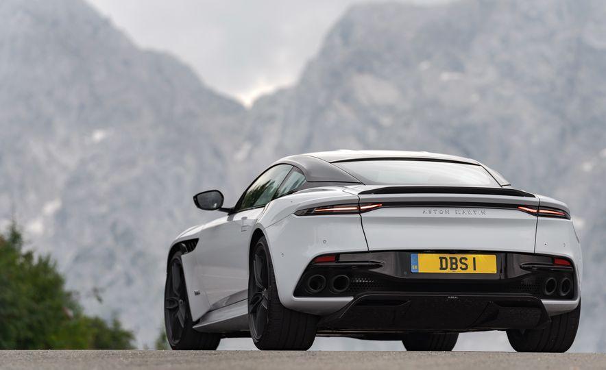 2019 Aston Martin DBS Superleggera - Slide 117
