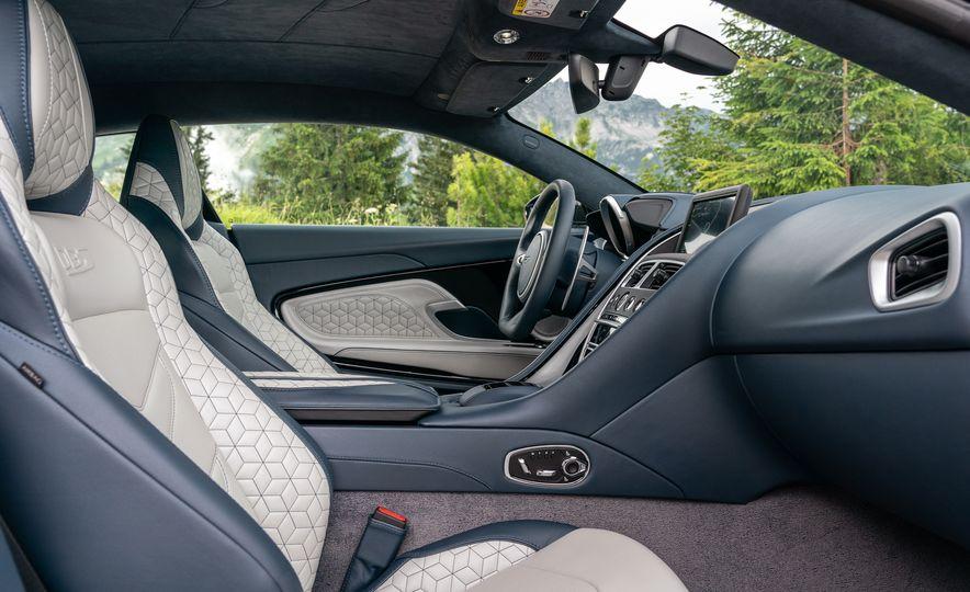 2019 Aston Martin DBS Superleggera - Slide 128