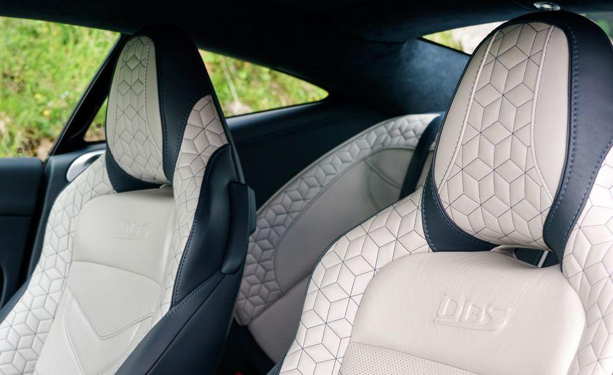2019 Aston Martin DBS Superleggera - Slide 138