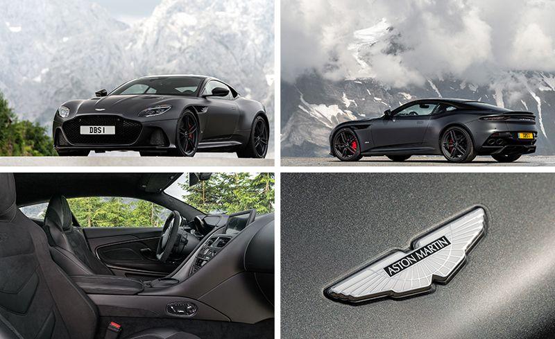 Caranddriver 2019 Aston Martin Dbs Superleggera Luxury Auto