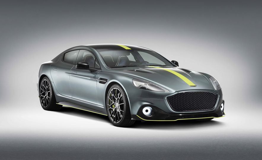 2019 Aston Martin Rapide AMR - Slide 1
