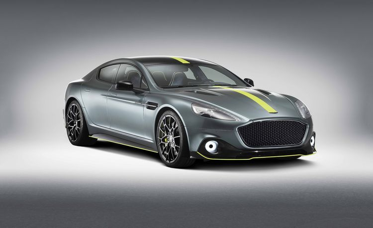 2019 Aston Martin Rapide AMR: More Power, More Rapidness