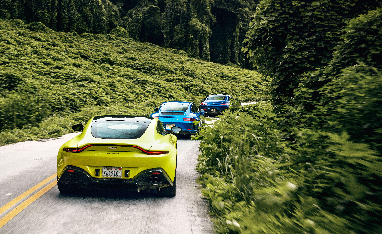 Flipboard Aston Martin Vantage Aston Martin Vantage - Aston martin vantage gt 2018