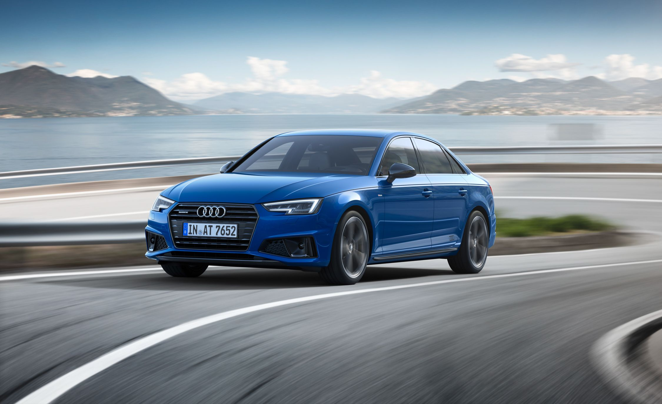 Audi A4 Reviews Price Photos And Specs Car Driver 2005 Radio