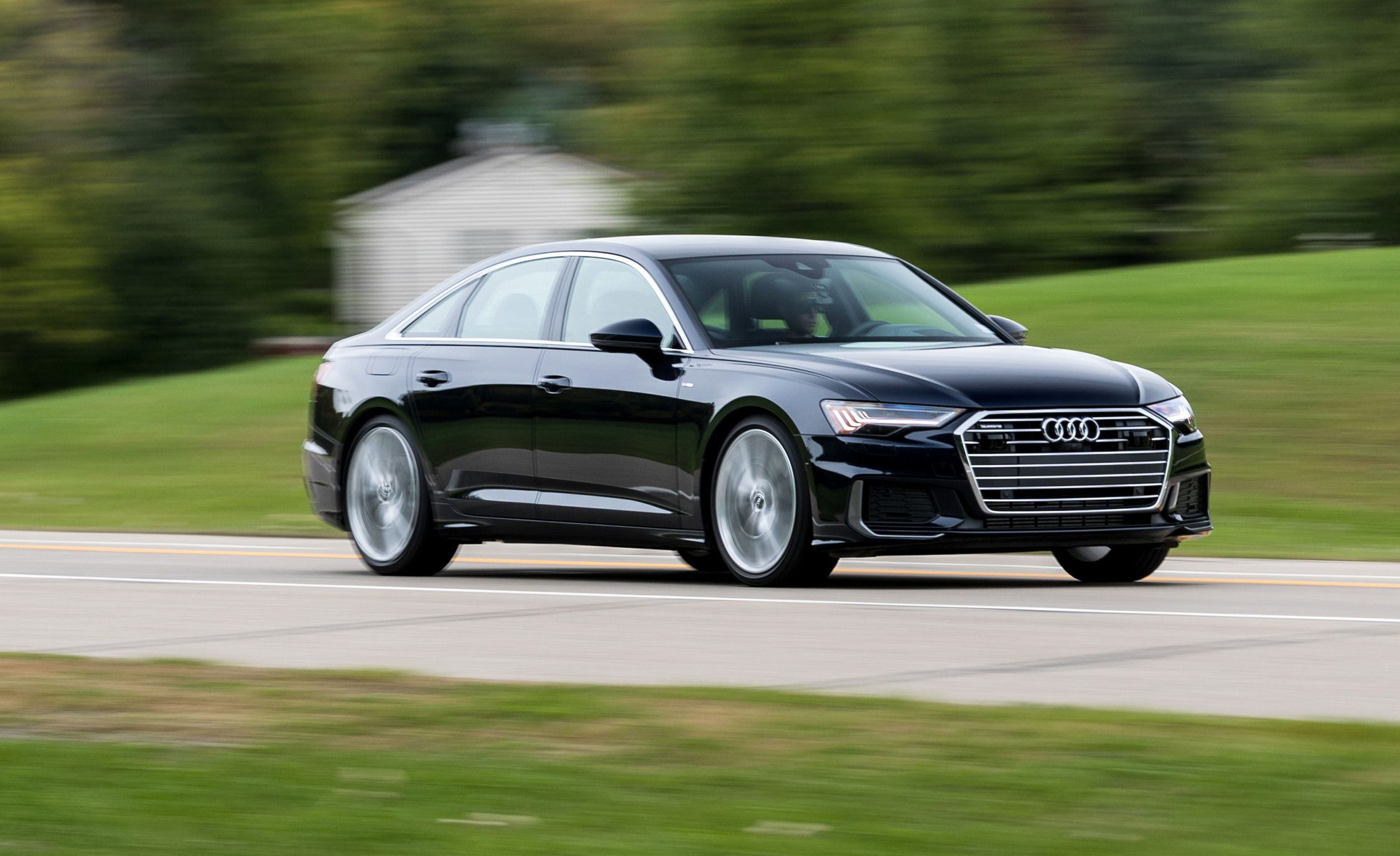 The 2019 Audi A6 3.0T Quattro Exudes Quiet Competence