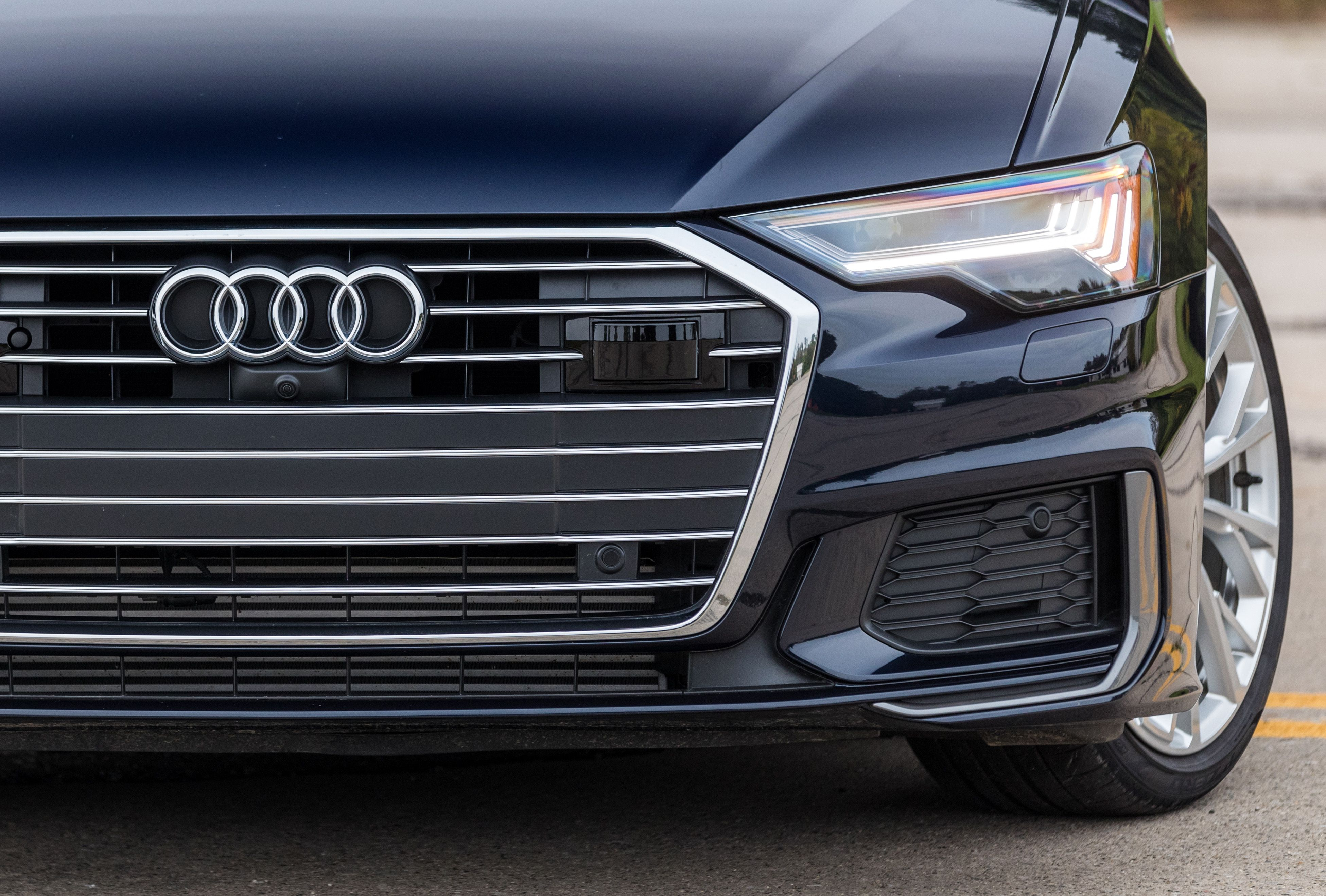 2019 audi a6 reviews audi a6 price, photos, and specs car and driverDiagram Besides Audi A3 Led Headlights On Audi C5 A6 Led Headlight #7