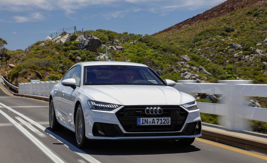 New Audi A Cuts Starting Price Adds Tech - How much does an audi a7 cost