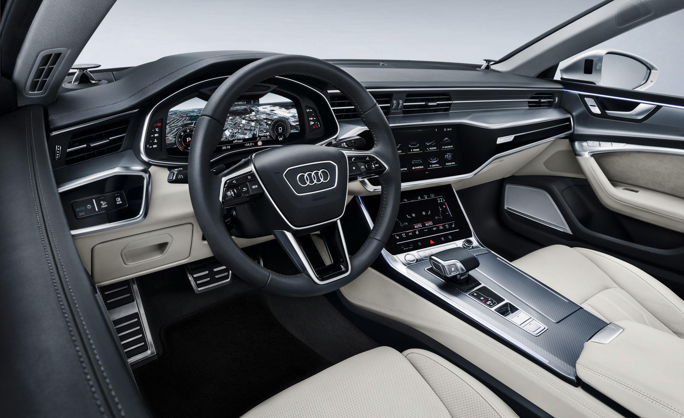 2019 Audi A7 Sportback - Slide 8