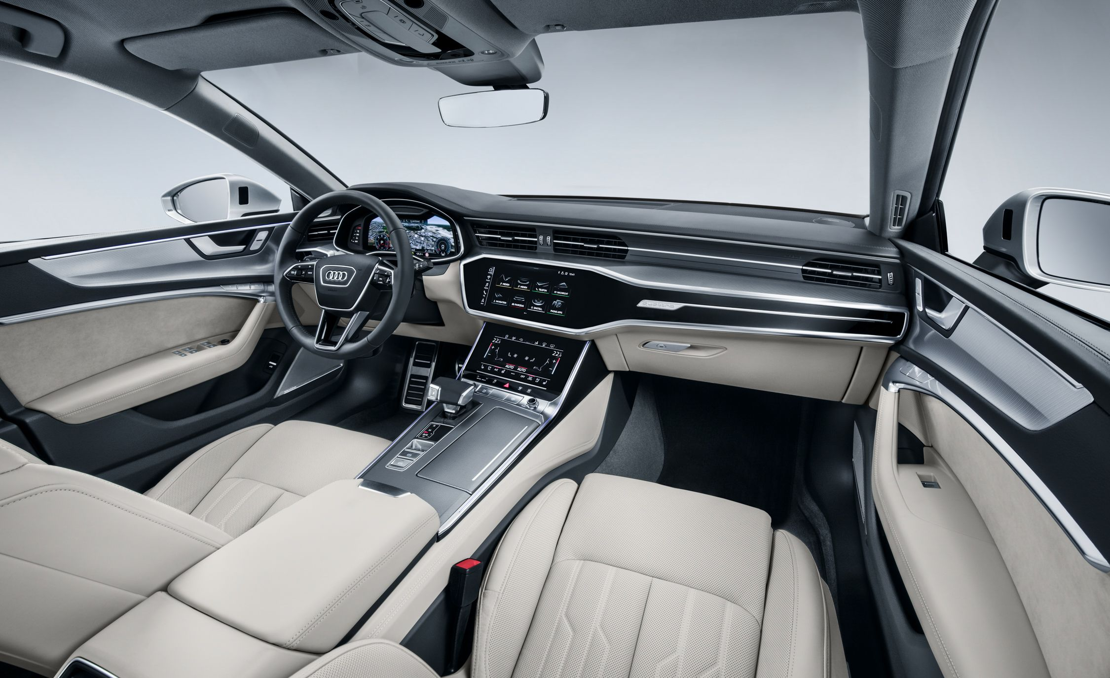 2019 Audi A7 Sportback - Slide 9