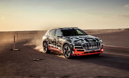 The 2019 Audi e-tron Is Far More Radical Than It Looks or Drives