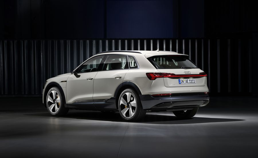 Audi Won't Let You See or Test-Drive the 2019 e-tron