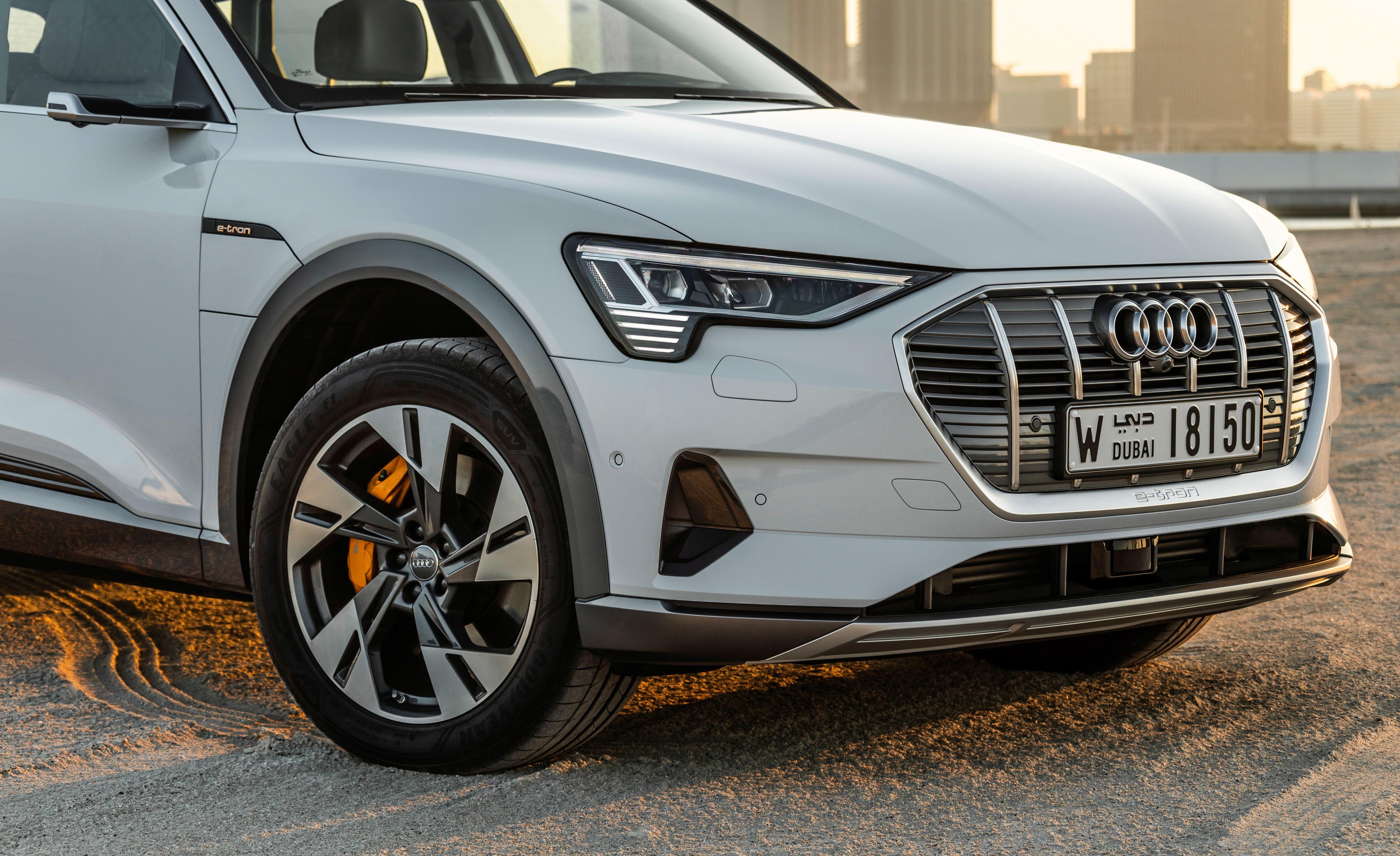 2020 Audi E Tron Reviews Audi E Tron Price Photos And Specs