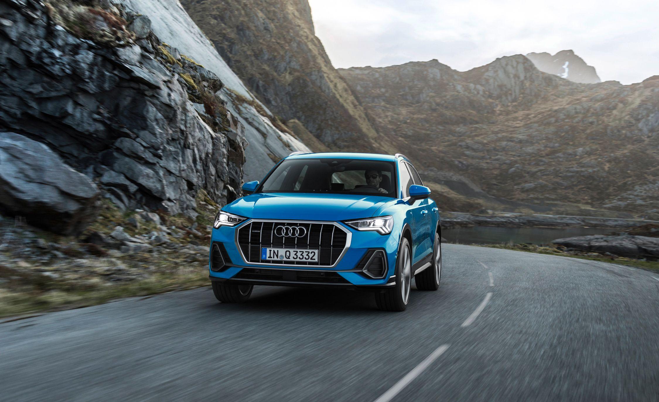 Audi Q3 Reviews Audi Q3 Price s and Specs