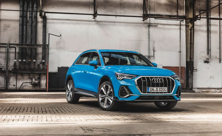 Audi Is Working on a New RS Q3, and It's Coming to the U.S.!