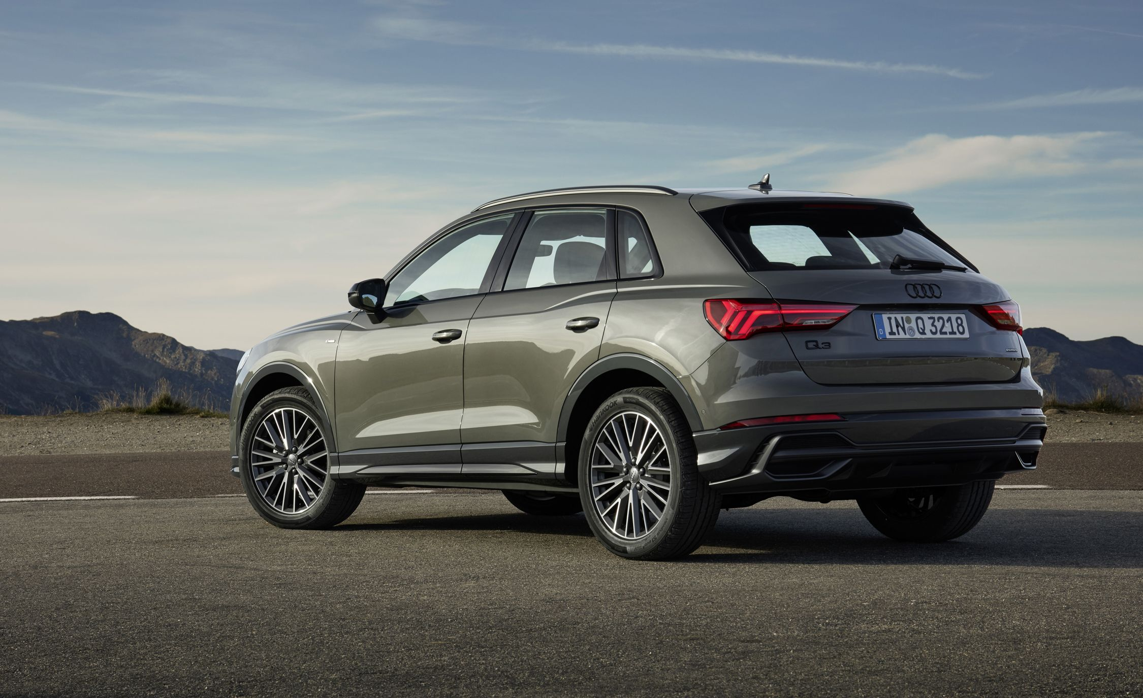 2019 Audi Q3 Suv Is Larger And Vastly Improved