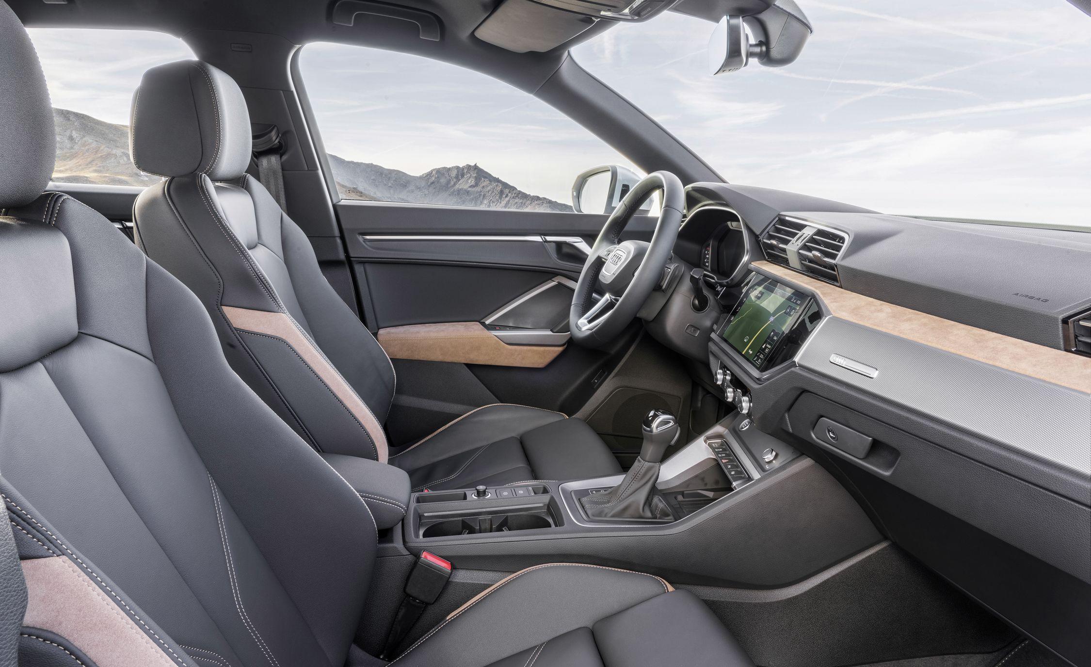Audi Q Review The Audi Car - Audi q3 review