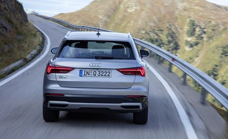 Check Out Every Angle of the 2019 Audi Q3