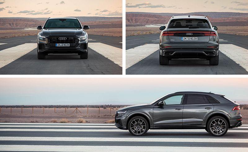 Audi Q8 Reviews Audi Q8 Price Photos And Specs Car And Driver