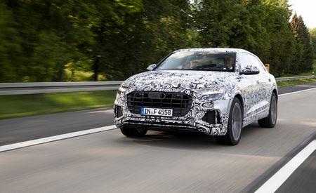 2019 Audi Q8: Going for a Spin in Audi's New Flagship SUV