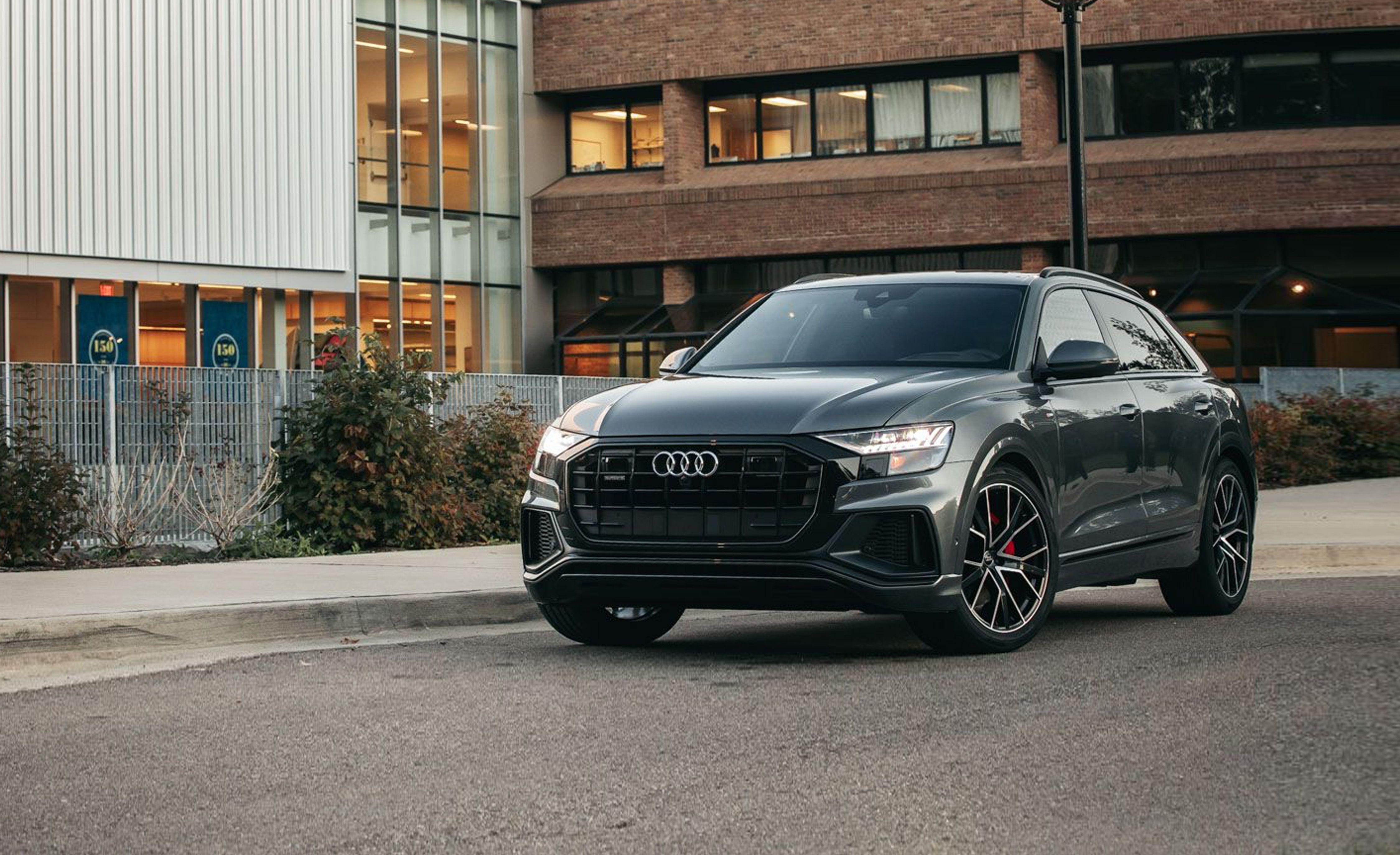 2019 Audi Q8 Reviews Audi Q8 Price Photos And Specs Car And Driver