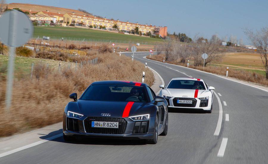 Audi R RWS Priced At News Car And Driver - Black audi r8