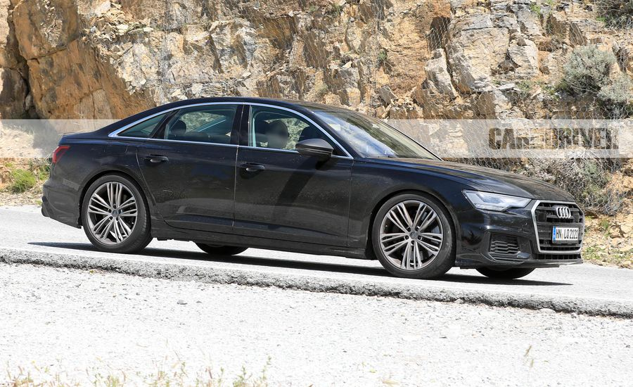 2020 Audi S6: Fewer Cylinders, Still Awesome