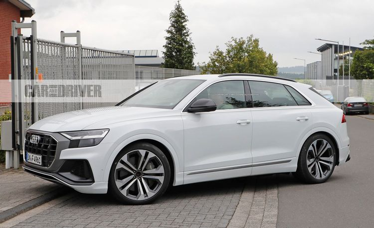 2019 Audi SQ8: A Sportier Sporty Q7 Uncovered
