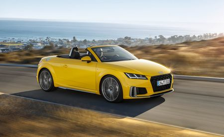 2019 Audi TT: Marking 20 Years with a Facelift - Official Photos and Info - Gallery